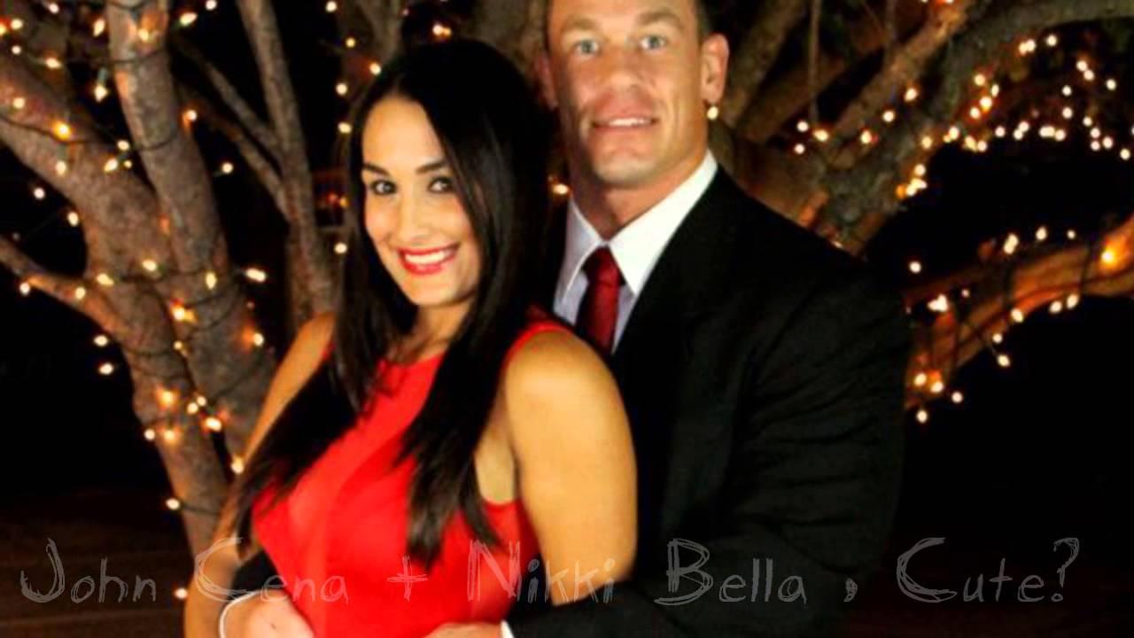 Are john cena and nikki bella dating
