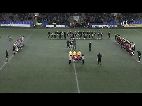 Matchday tribute to Kato Ottio - Widnes Vikings vs Whitehaven