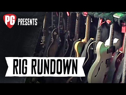 Rig Rundown - Rush's Alex Lifeson