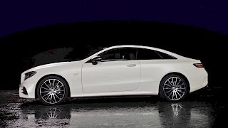 NEW 2018 Mercedes E-Class COUPE - Official Trailer