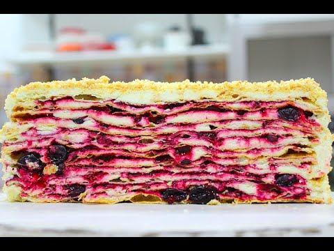 НЕРЕАЛЬНО ВКУСНЫЙ торт с КРЕМОМ ПЛОМБИР!!!!