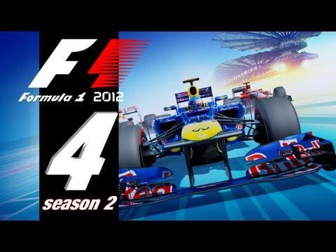 Let's Play F1 2012 with Kurt - S2 EP04 - Bahrain