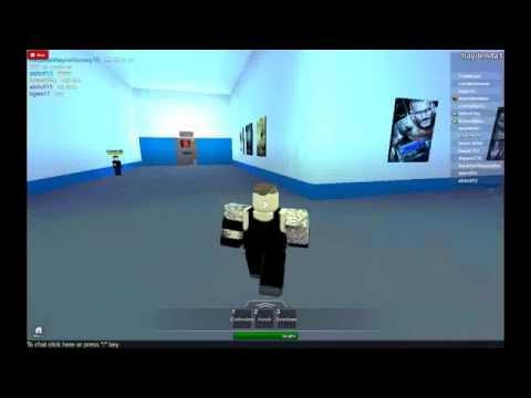 ROBLOX wwe 2k14 review