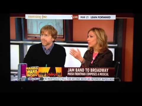 Trey Anastasio on Morning Joe 3/21/13