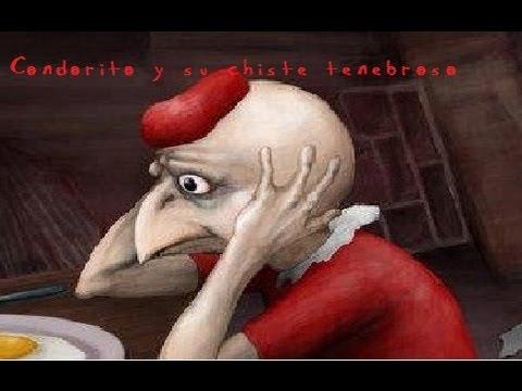 Creepypasta: Condorito y su tenebroso chiste
