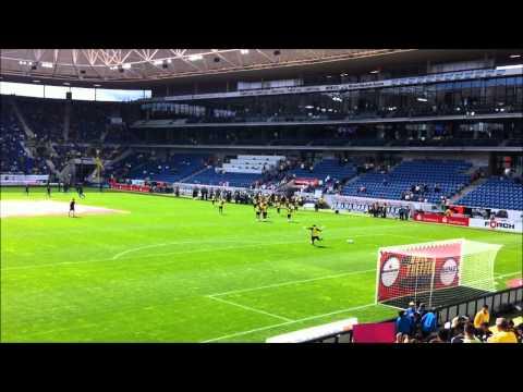 1899 Hoffenheim vs. Borussia Dortmund 2011/2012