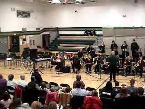 2013 Parade of Bands Woodward-Granger High School Jazz Band