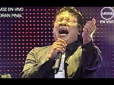 """YO SOY JUAN GABRIEL [ GRAN FINAL ] """" TE LO PIDO POR FAVOR """". GANADOR DE YO SOY L"""