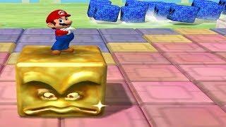 Mario Party 5 -  Mini Game Battle 1 vs 3:  Mario vs Waluigi  Boo Toad