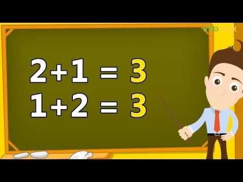 Число и цифра 3 (видеоурок)
