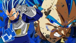 Dragon Ball Super  Vegeta Royal Blue Theme  Epic R