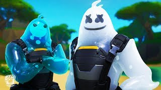 MARSHMELLO BECOMES RIPPLEY?! *CHAPTER 2* (A Fortnite Short Film)
