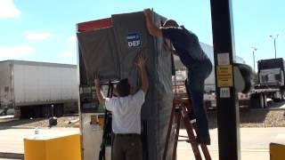 Pilot DEF Jacket Field Install Wayne Dresser