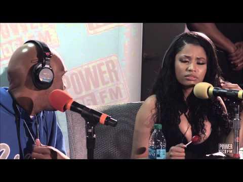 Nicki Minaj Talks Cash Money Drama; Has Lil Wayne's Back Forever