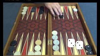 Tavla Nasıl Oynanır ? How to play Backgammon