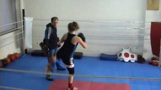 KICK BOXING TRAINING