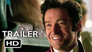Download lagu The Greatest Showman Official Trailer #2 (2017) Hugh Jackman, Zac Efron Musical Movie HD gratis