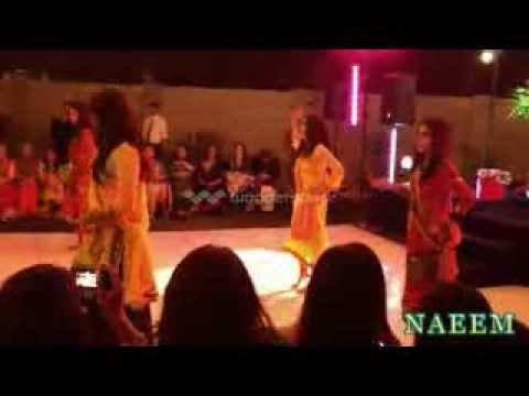 Pakistani Wedding Dance Girls.  Naeem 0342 4560670 video