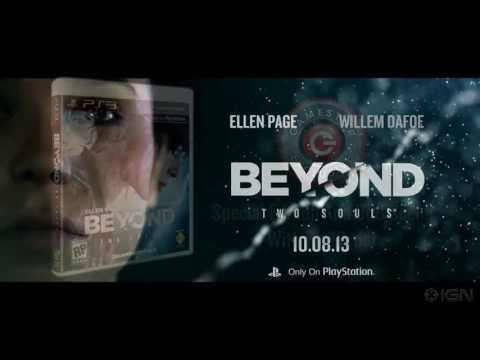 Beyond Two Souls Trailer - E3 2013