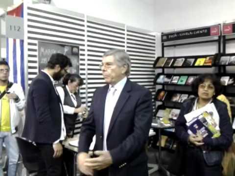 Feria del Libro Bogota 2015 partipaccion Chile