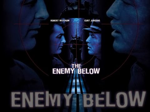 The Enemy Below movie trailer