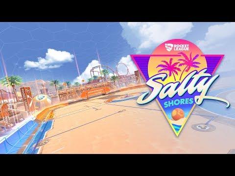 Rocket League® - Salty Shores