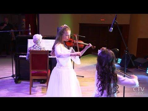 Впервые в Минске прошел Международный конкурс искусств «Talented Kids» среди одарённых детей