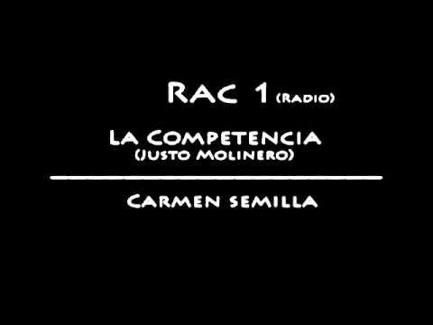 Rac 1. La competencia - Carmen Semilla