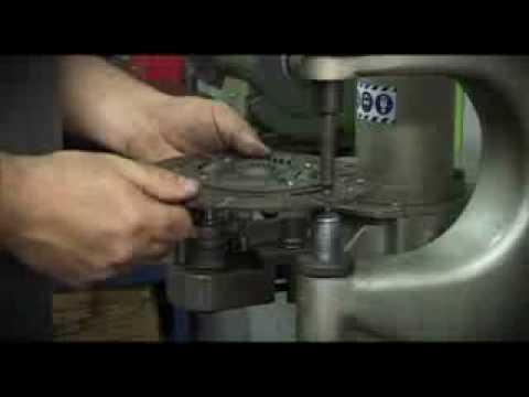 Reparacion cilindro hidraulico