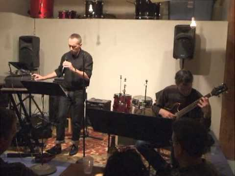 Theo Bleckmann and Ben Monder Duo @ Gowanus Jazz Fest 05.14.11 Part 1