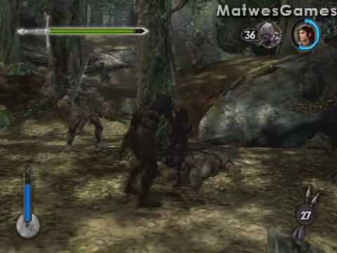 The Fellowship Of The Ring Video Game Walkthrough