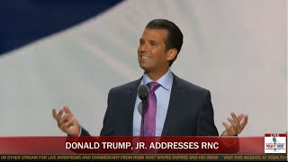 FULL SPEECH: Donald Trump, Jr. Brings Down the House at RNC (7-19-16)