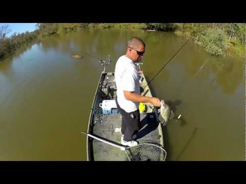 James River Crappie Fishing