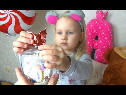 Подарки для Алисы на День рождения! Gifts for Alice's birthday!