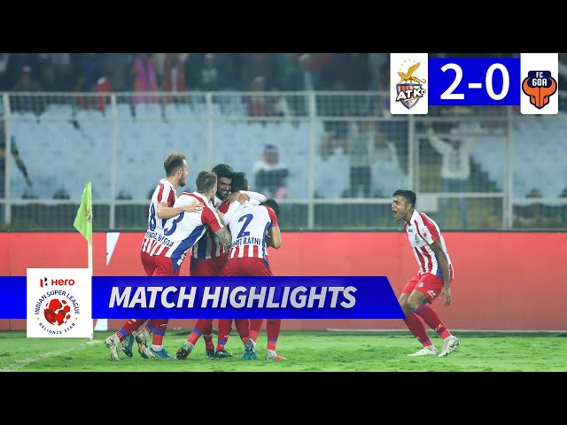ATK FC 2-0 FC Goa - Match 62 Highlights | Hero ISL 2019-20 thumbnail