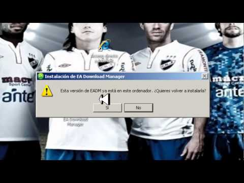 instalar EA Download Manager.mp4
