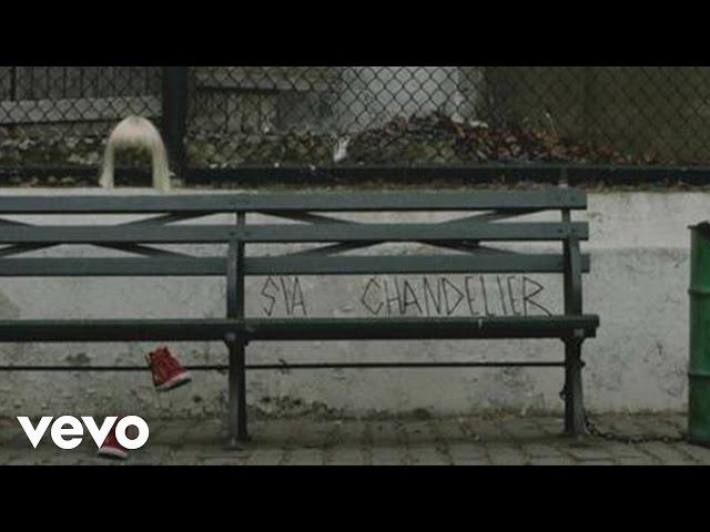 Sia - Chandelier LYRIC VIDEO