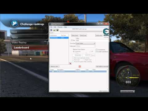 TDU2 Hack Money [ Cheat Engine ]