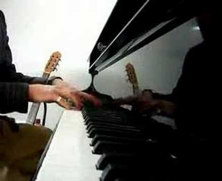 Bruce Hornsby - Just the way it is rendition - YouTube Hornsby Way It Is Piano Youtube