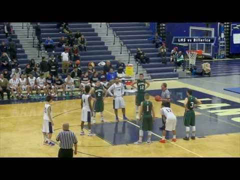 LHS Boys Basketball vs Billerica