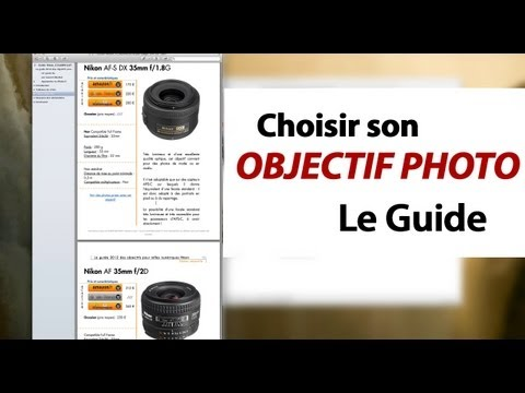 "Objectif Photo - Test du guide '""Apprendre la photo"""
