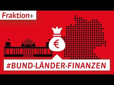 Fraktion+   Bund-Länder-Finanzen neu geregelt