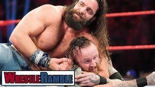WHAT ON EARTH IS WWE DOING?! WWE Raw, Feb. 18, 2019 Review   WrestleTalk's WrestleRamble