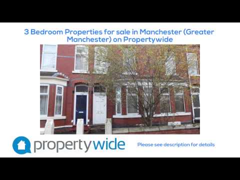 3 Bedroom Properties for sale in Manchester (Greater Manchester) on Propertywide