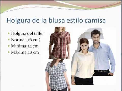 Cómo hacer blusas a la medida en http://Patronesderopa1.com