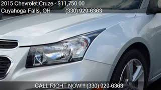 2015 Chevrolet Cruze 2LT Auto 4dr Sedan w/1SH for sale in Cu
