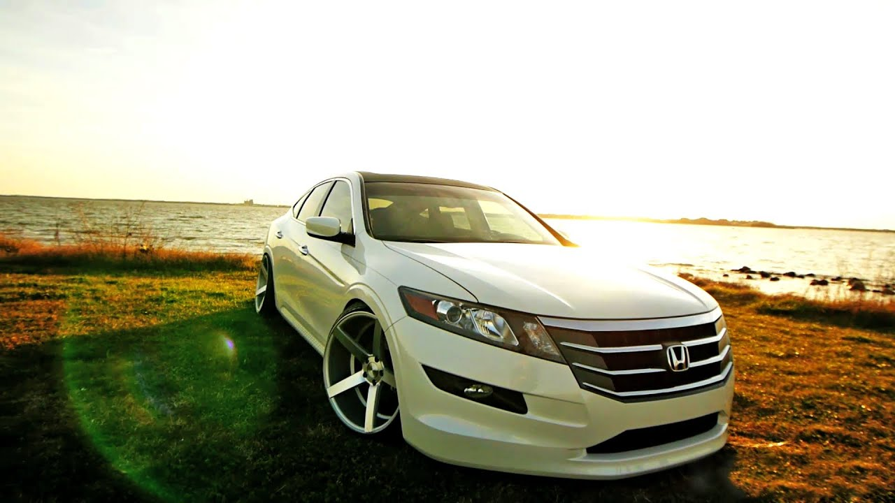 Honda Accord Crosstour On 20 Quot Vvs Cv3 Concave Wheels
