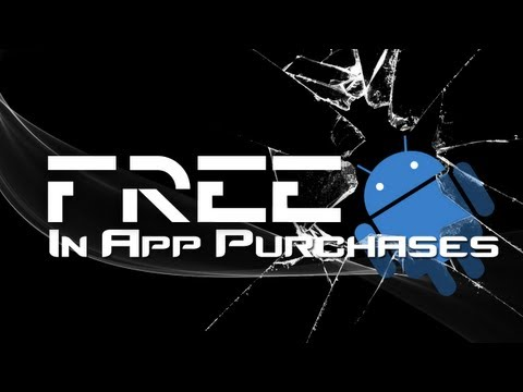 ★ FREE In-App Purchases for Android with Freedom ★