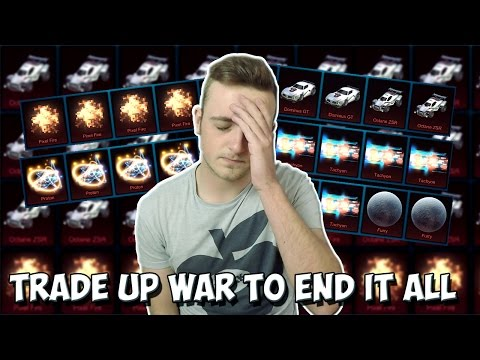 THE TRADE UP WAR TO END IT ALL... | Rocket League Import Trade Ups - pickapixel vs LMG!