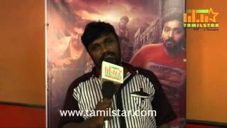 Singapore Deepan At Hello Naan Pei Pesuren Movie Audio Launch